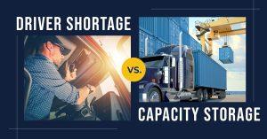 Driver Shortage vs Capacity Shortage | Best Yet Express Trucking